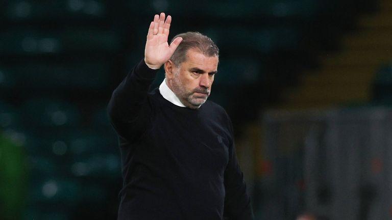 Manajer Celtic Ange Postecoglou penuh waktu