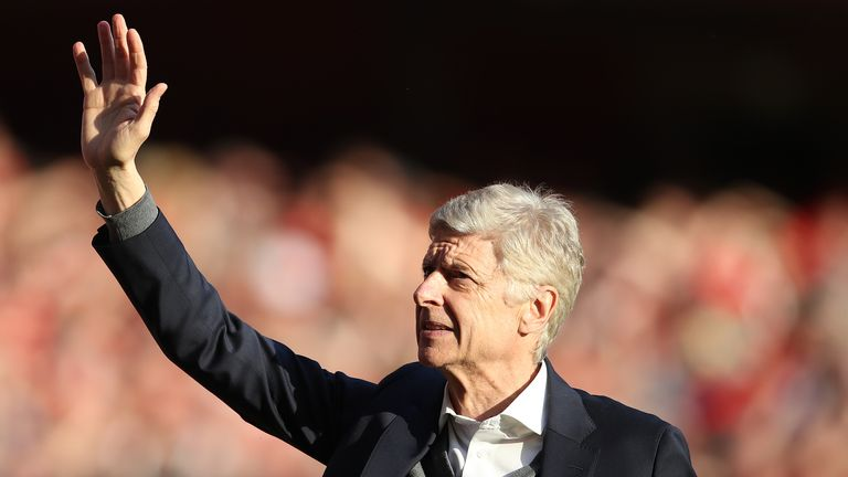 Arsene Wenger believes the criticism he received in the last few years of his Arsenal reign were unfair