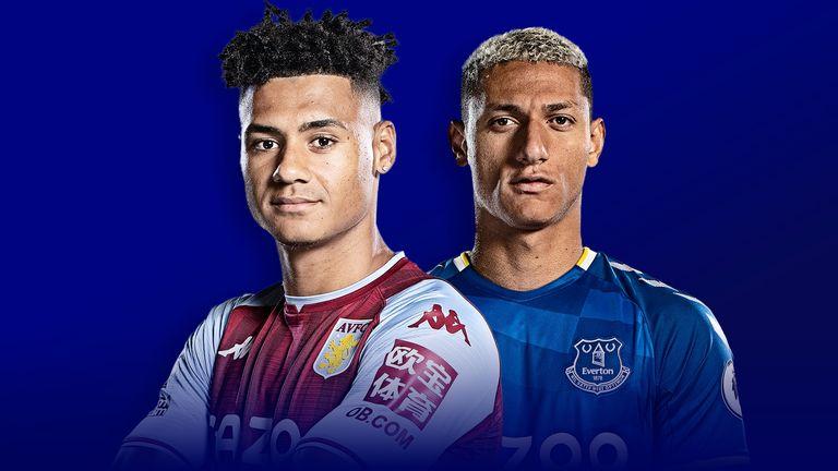 Villa vs Everton