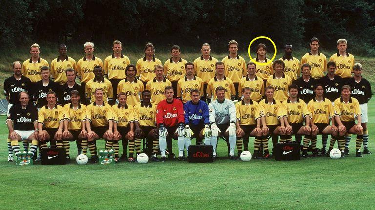 Dortmund in 1998/99
