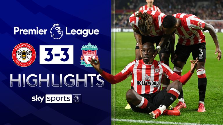Brentford fight back twice in six-goal thriller