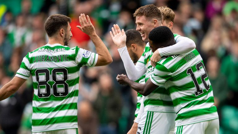 Celtic were good value for their convincing victory