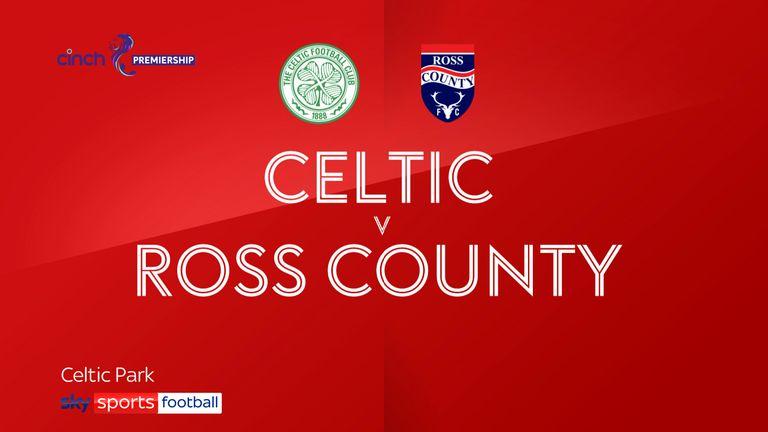 Celtic Ross County