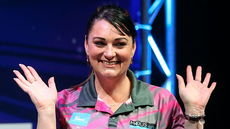 Hammond finished fourth on the overall Women's Series Order of Merit last year (Chris Sargeant/TipTopPics)