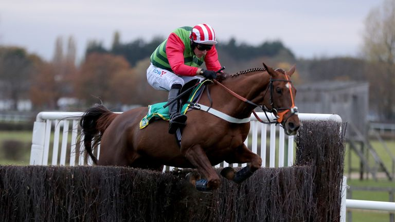 Cook won nine times on Brian Ellison's star chaser Definitly Red