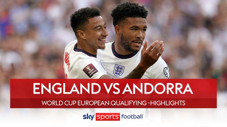 Αγγλία - Ανδόρα