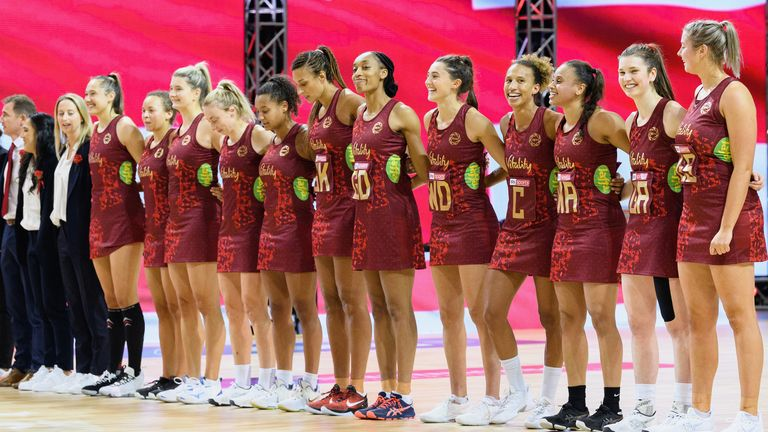 The Vitality Roses are building towards a home Commonwealth Games next year in Birmingham