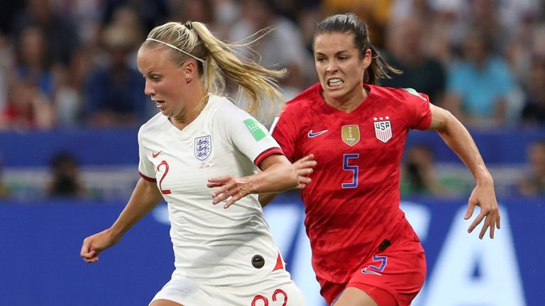 Beth Mead is back in the England Women's squad after missing out under Hege Riise in February
