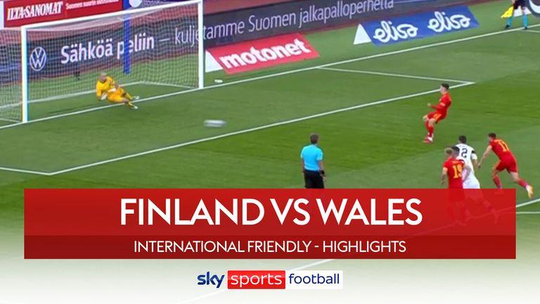 Финляндия 0: 0 Уэльс