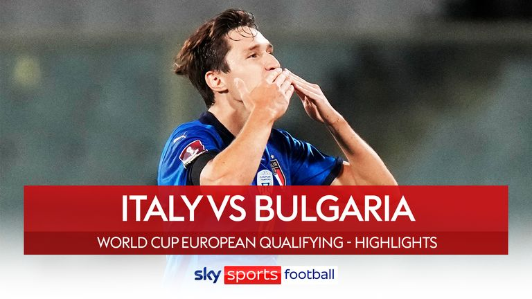Spain loses first qualification: in 28 years to Sweden while Italy loved in Bulgaria draw