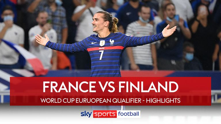 France 2-0 Finland
