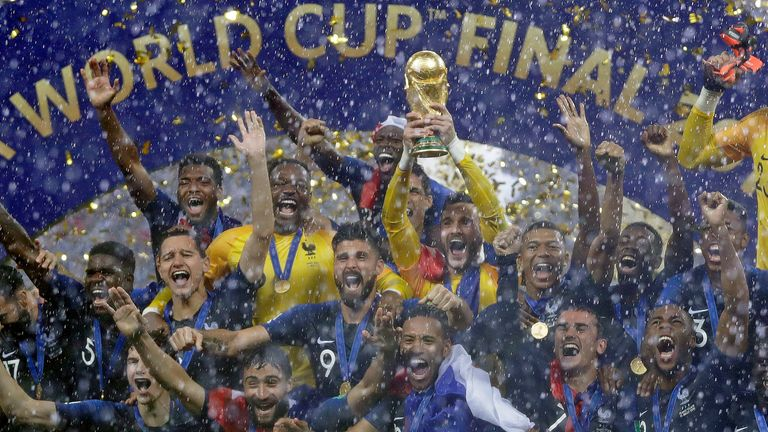 Fans ' groups are against proposals to hold the FIFA World Cup every two years