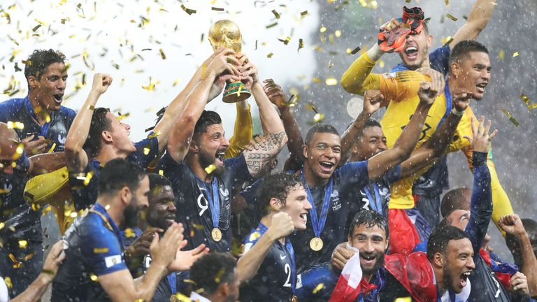 FIFA has plans to have a World Cup every two years