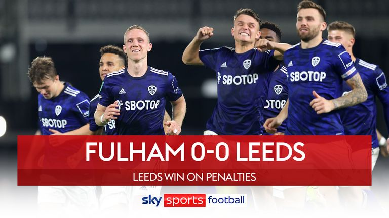 Fulham 0-0 Leeds