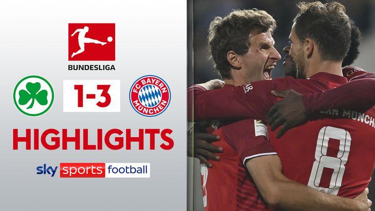 Furth v Bayern Highlights