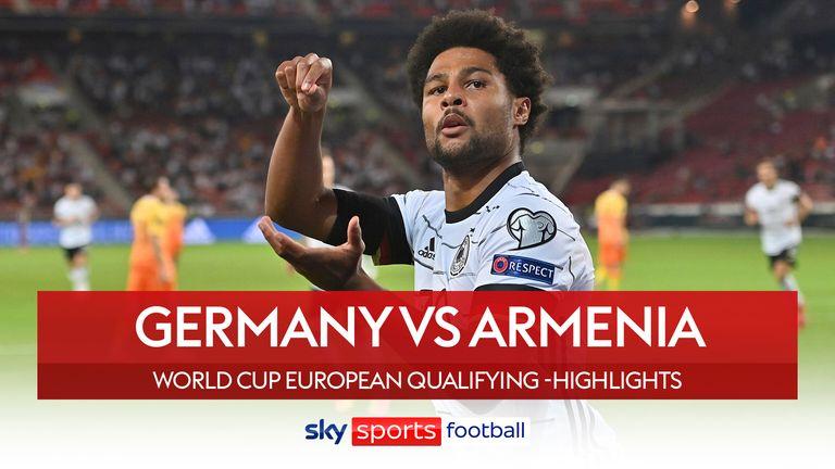 Γερμανία vs Αρμενία