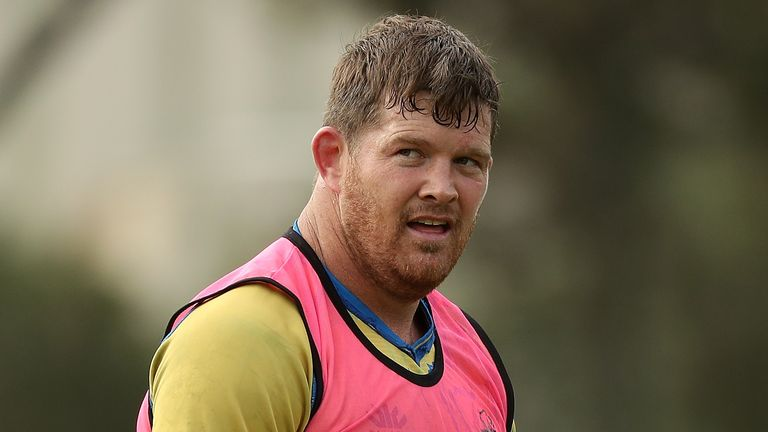 Australia prop Greg Holmes has been included in the Wallabies squad vs Argentina at the age of 38