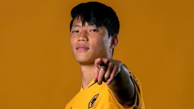 Wolves signing Hwang Hee Chan