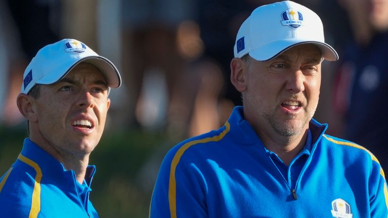 McIlroy was winless over the first two days, including two defeats with Ian Poulter