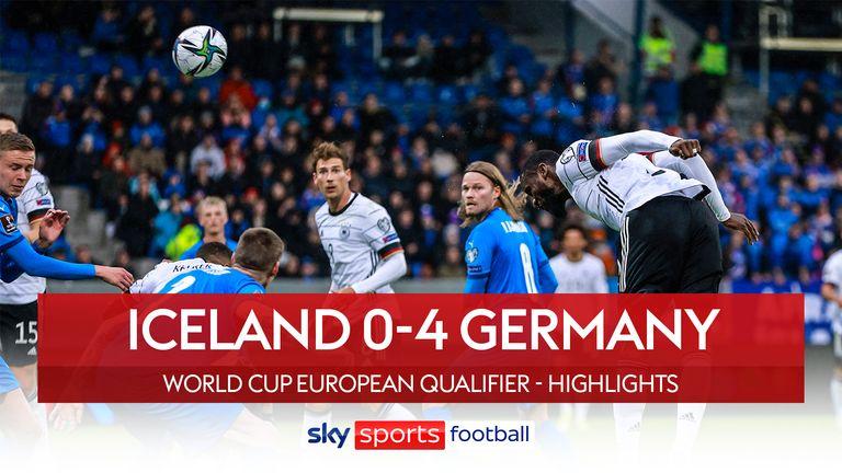 Iceland v Germany