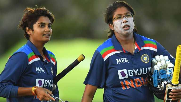 Indian women break Australia's world record for 26 consecutive wins in  one-day international matches | Cricket News