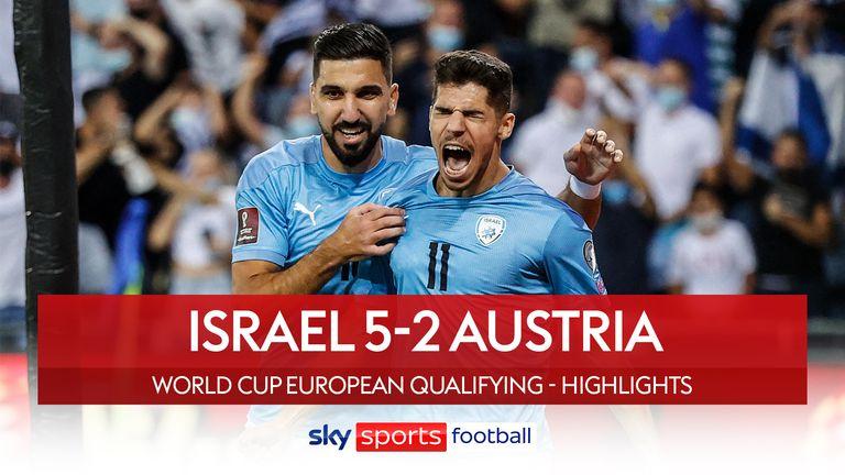 Israel 5-2 Austria
