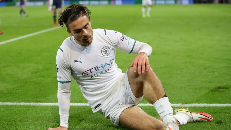 City had 18 shots without scoring against PSG