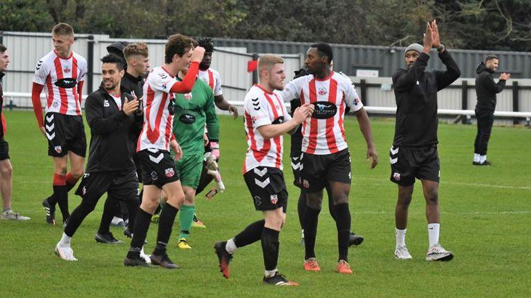 Jahmal Howlett-Mundle, Sheppey United (image: Marc Richards)