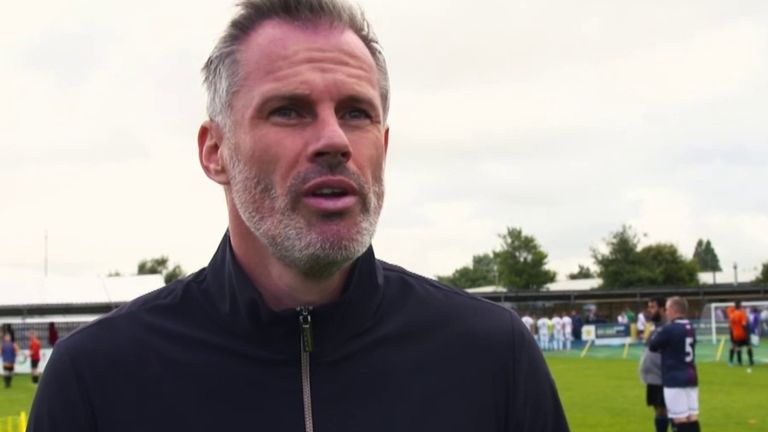 Jamie Carragher Bootle FC