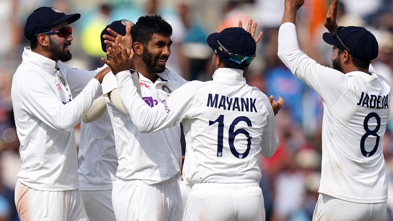 India went into the final Test match seeking to seal a series win