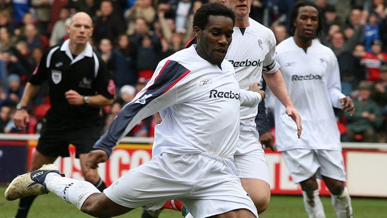Jay-Jay Okocha Bolton