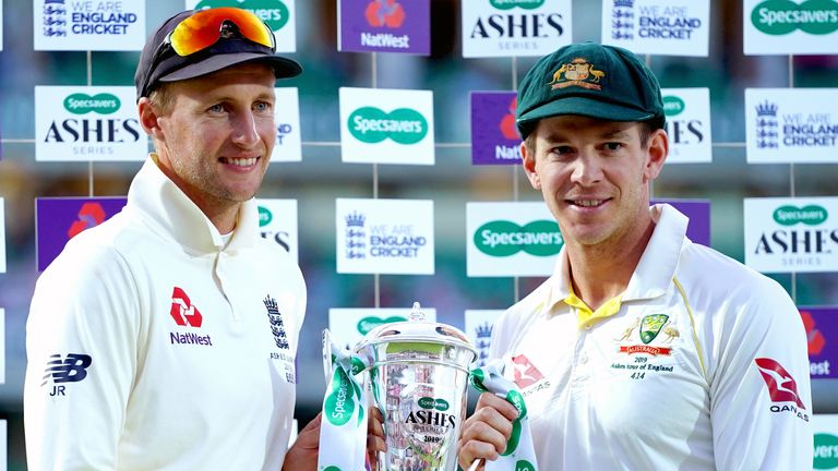 """The Ashes: Australian Prime Minister says there will be no """"specials"""" for families of England players to travel with the squad 