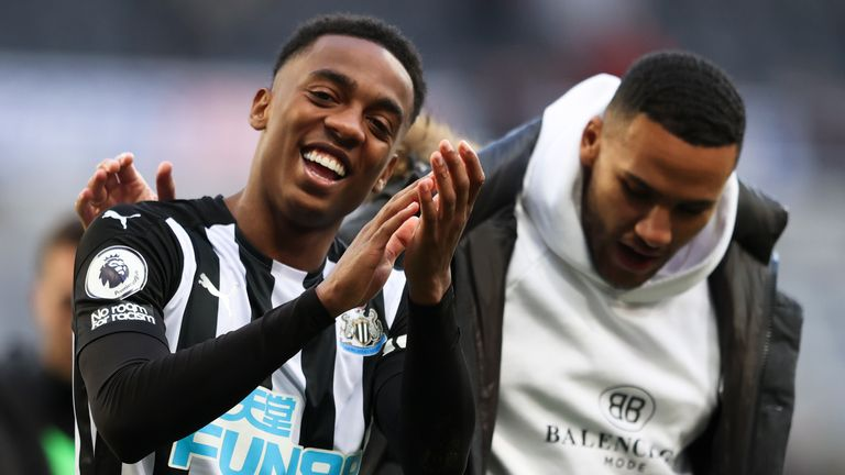 Willock and Lascelles