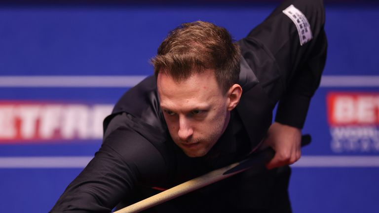 It was a dream pool debut for Judd Trump