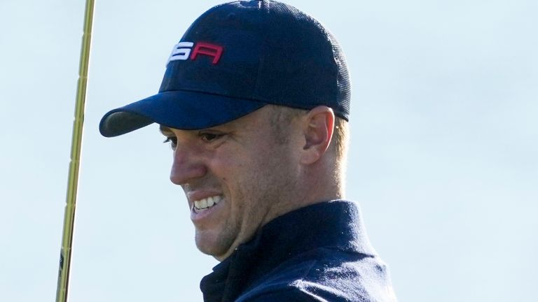 Justin Thomas believes golfers should have the option of using a 47 or 48-inch driver