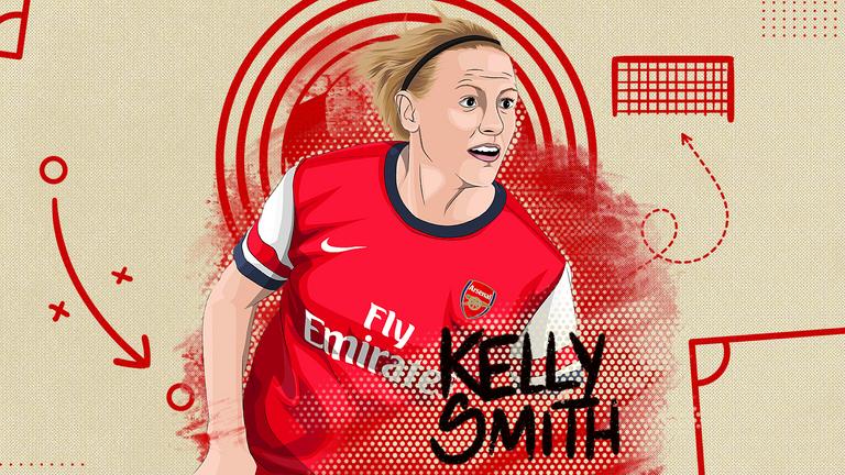 Kelly Smith - The Cult Hero of Football