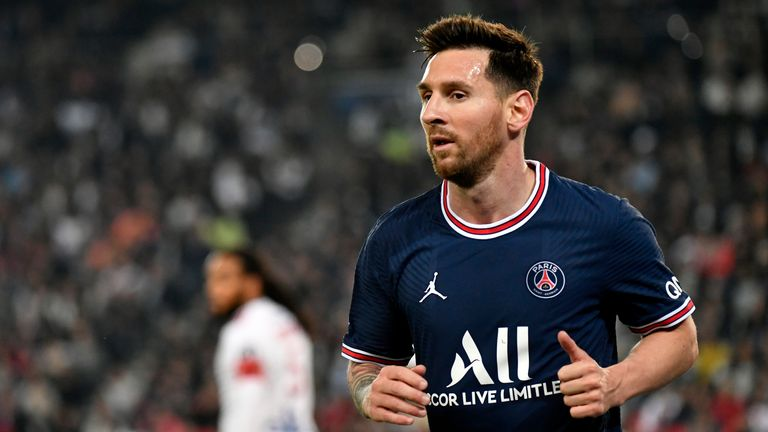 AP - Lionel Messi