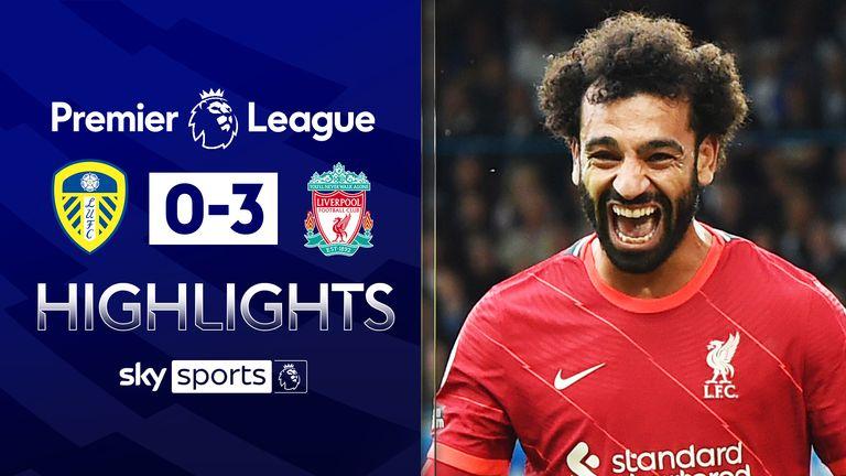 Leeds 0-3 Liverpool
