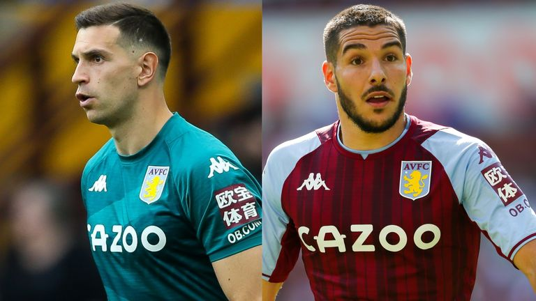 Aston Villa pair Emiliano Martinez and Emiliano Buendia were called up for Argentina's September qualifiers