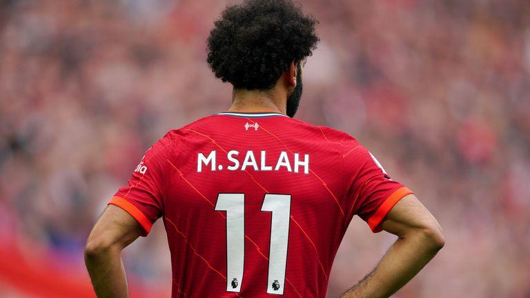 PA - Mohamed Salah