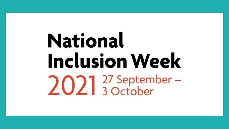 National Inclusion Week 2021 logo