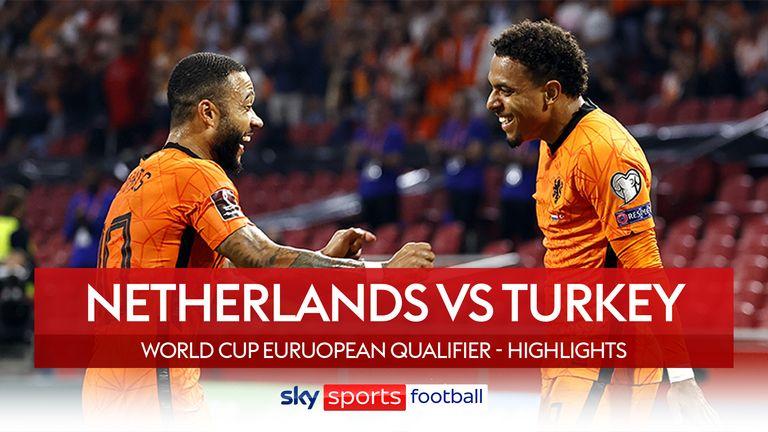 Netherlands v Turkey