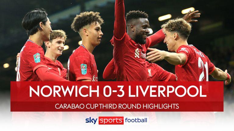 Norwich v Liverpool CCR3