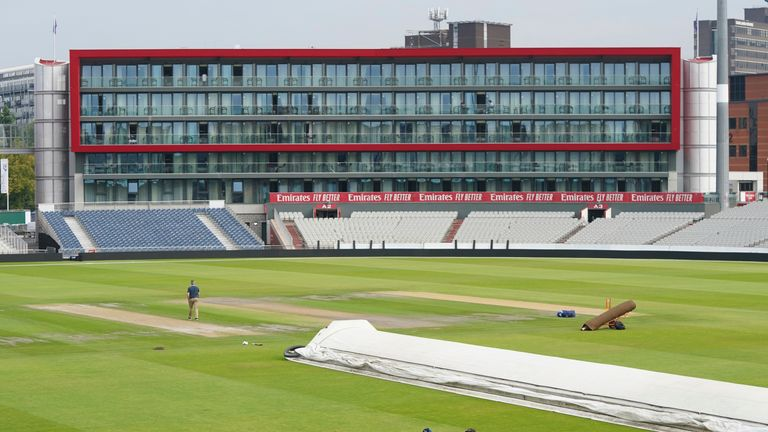 Former England batsman Mark Butcher says it's an 'absolute shame' that the final Test between England and India will not take place.