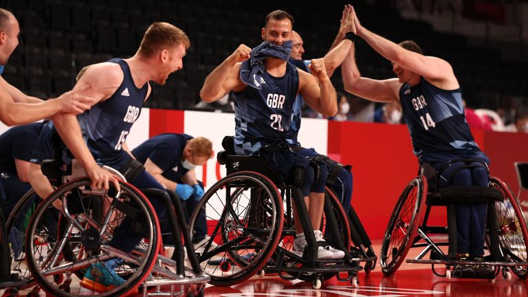 Tokyo Paralympic Games: UK end of Paralympic Games second in    medal table with two bronze statues |
