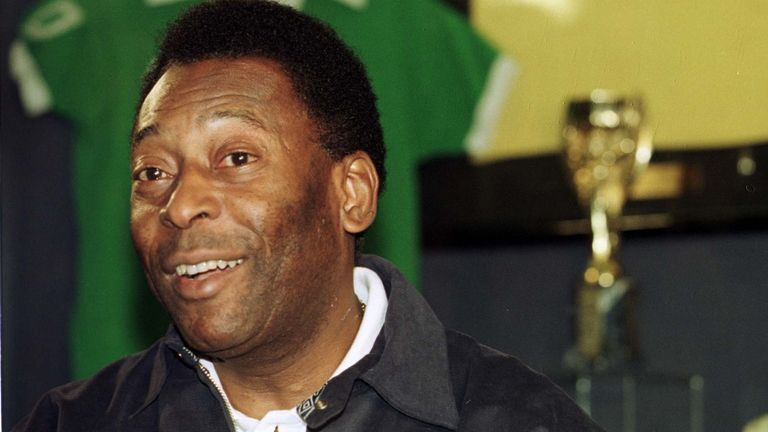 Pele from 1998