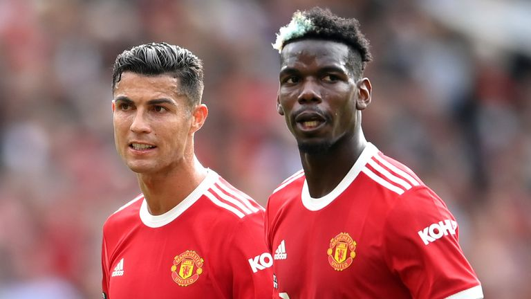 Paul Pogba has been impressed by the signing of Cristiano Ronaldo