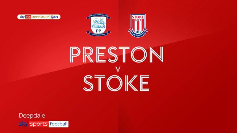 Preston v Stoke