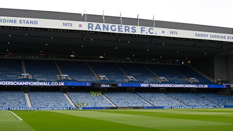 Rangers' Ibrox stadium (SNS)