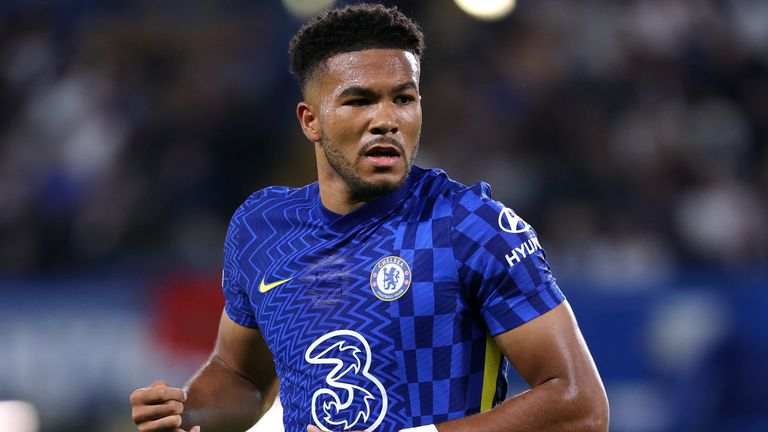 Reece James had his Champions League winners' and European Championship runners-up medals stolen from his home while he played in Chelsea's win against Zenit